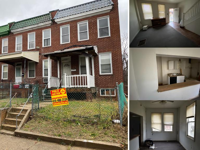 5301 Maple Ave. Baltimore, MD 21215