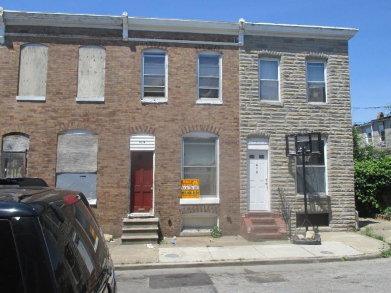 414 Furrow St. Baltimore, MD 21223