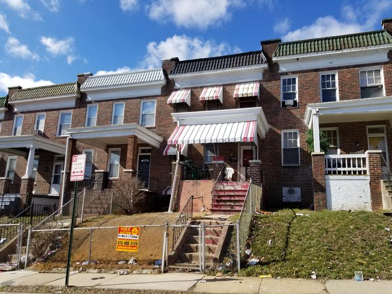 610 Allendale St. Baltimore, MD 21229
