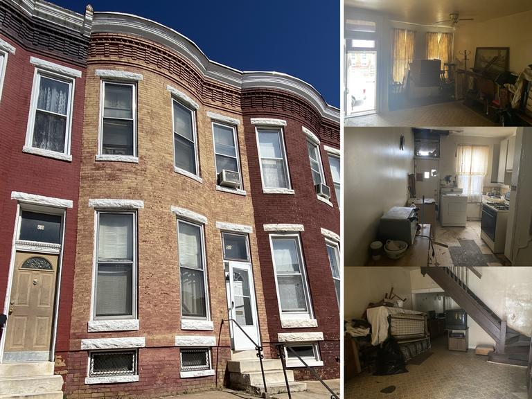 514 E 23rd St. Baltimore, MD 21218